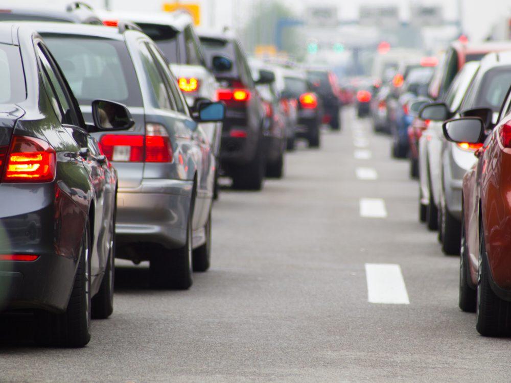 Verkehrsmonitoring von LTS