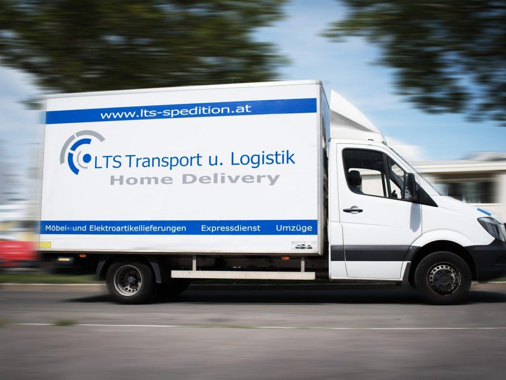 Spedition möbeltransport  LTS Transport und Logistik GmbH in Wien • LTS GmbH